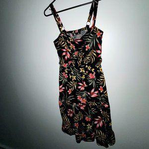 Tie Front Cami Dress